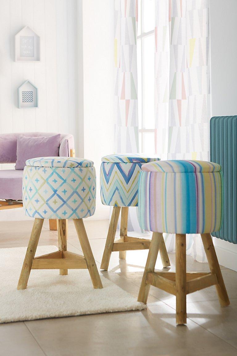 17 ideas para decorar con telas · LEROY MERLIN