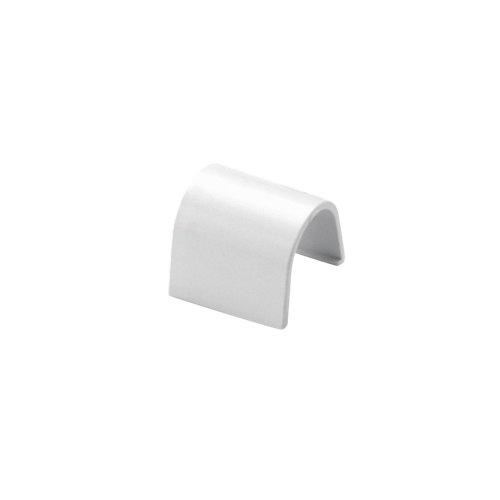 Pack de enlaces rectos cablefix blancos 10.5x10 mm
