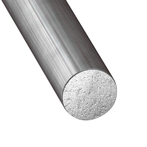 Perfil forma redondo de acero acero estirado barnizado
