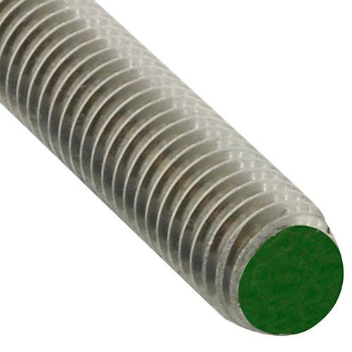 Varilla roscada de acero cincado y 1000 mm de longitud