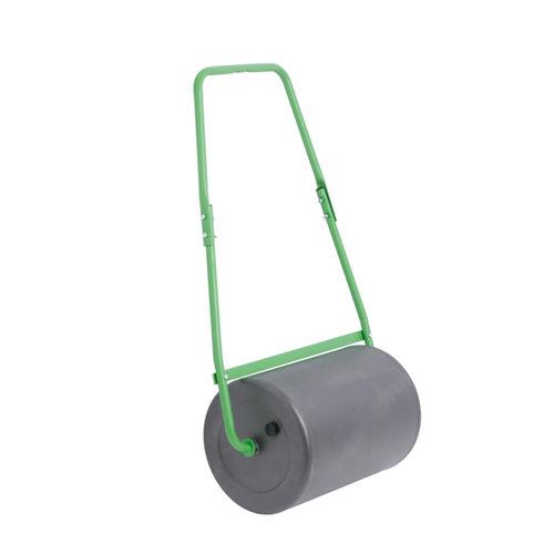 Rodillo manual para césped geolia metálico 45 de cm