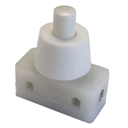 Interruptor de pie fontini blanco de 2a