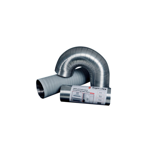Tubo flexible ø120mm 1,5 m