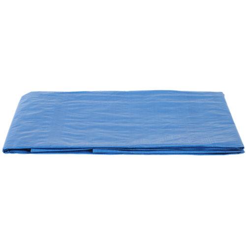 Lona de protección azul de 6x10 m