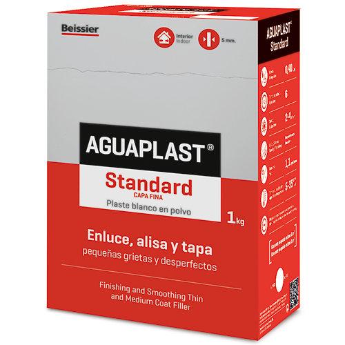 Plaste en polvo aguaplast standard 1kg