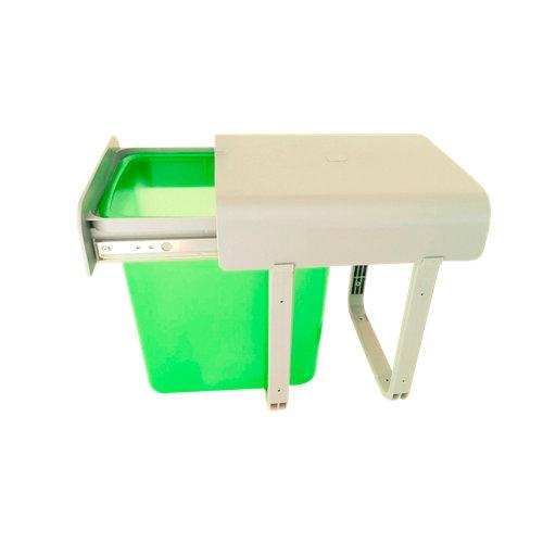 Cubo de la basura manual para menos de 20 litros