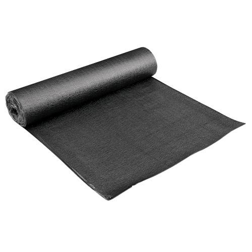 Lámina asfáltica con plastómeros 1x12 m negro