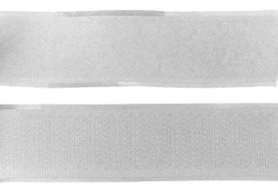 Cinta autoadherente blanco de 20 mm
