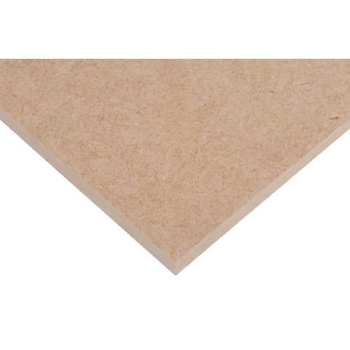 Tablero de mdf crudo 40x80x1 cm (anchoxaltoxgrosor)