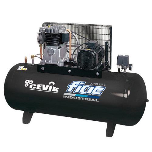 Compresor correas cevik pro caab300/525tf de 5.5 cv y 270l de depósito