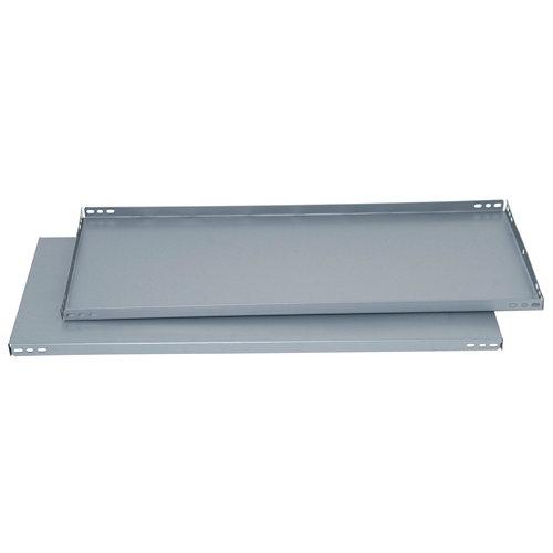 balda para estantería metálica de acero de 3.2x110x50 cm