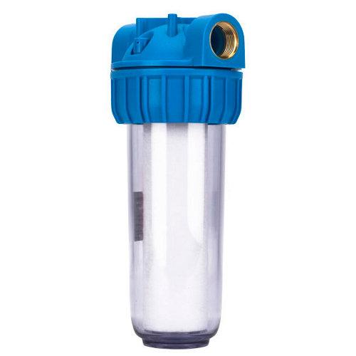 """Vaso contenedor 1"""" con filtro de sedimentos bbagua"""