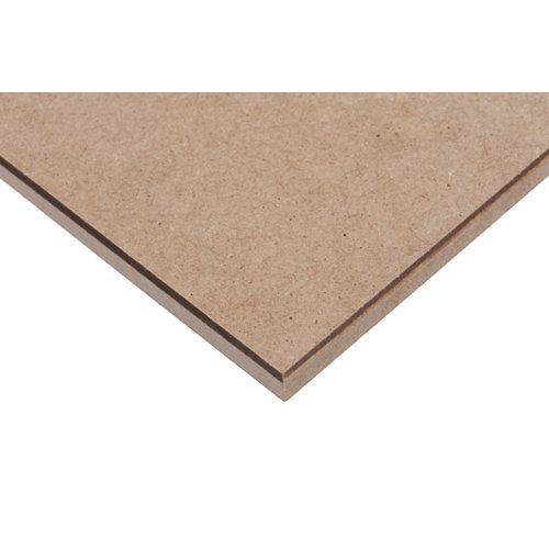Tablero de mdf crudo 60x120x1 cm (anchoxaltoxgrosor)