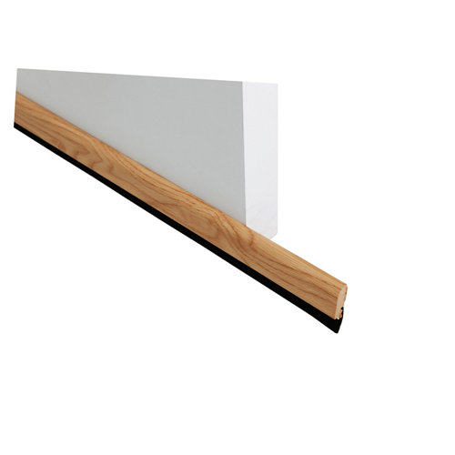 Burlete bajo de puerta 91.5 cm