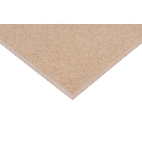 Tablero de mdf crudo 30x60x1 cm (anchoxaltoxgrosor)