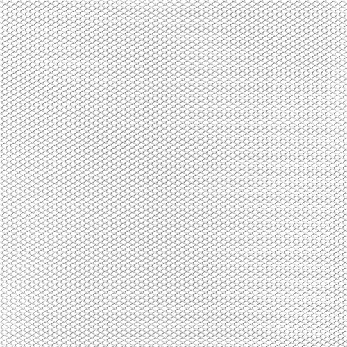 Tela de mosquitera de pvc blanco de 1x3 m