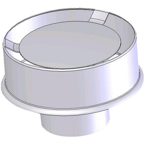 Deflector 110 mm de ø