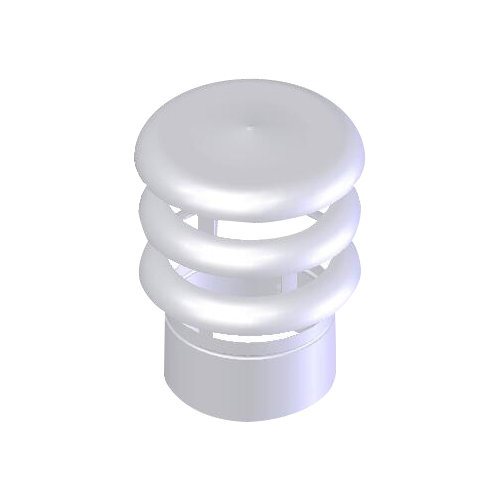 Deflector 125 mm de ø
