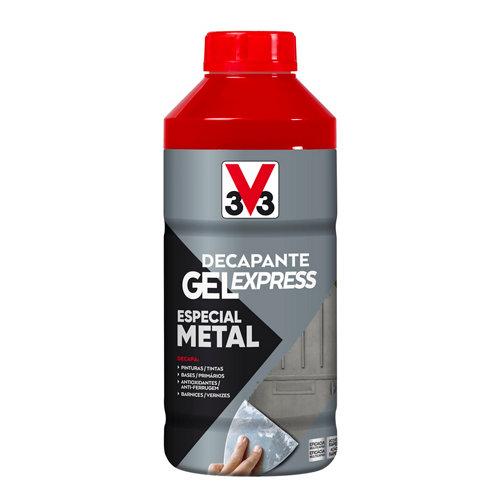 Decapante para metal super v33 1l