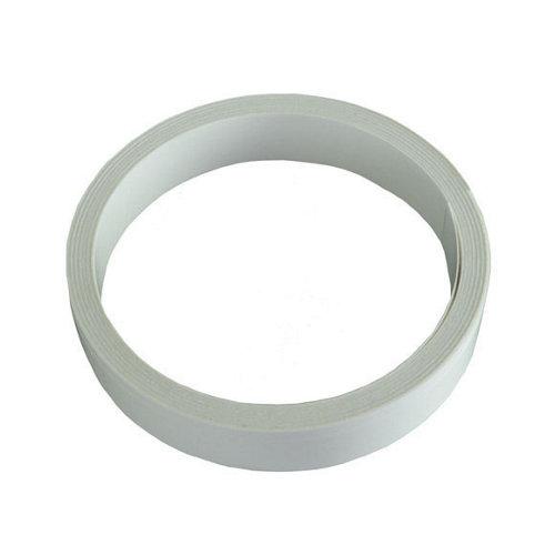 Canto adhesivo de melamina blanco 1,6x500 cm