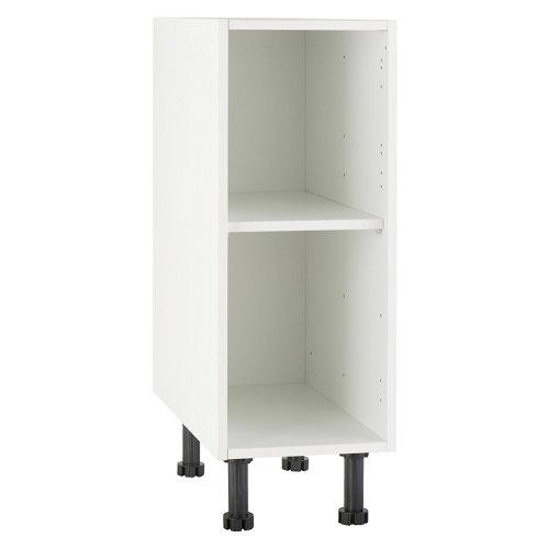 Mueble bajo cocina delinia blanco 30 x 70 cm (ancho x alto)