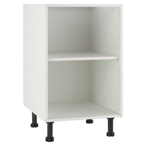 Mueble bajo fregadero delinia blanco 50 x 70 cm (ancho x alto)