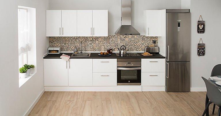Cómo Elegir Muebles De Cocina Auxiliares Leroy Merlin