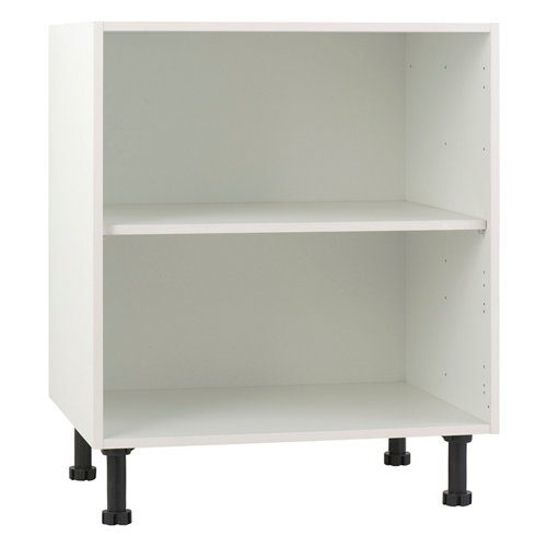 Mueble bajo cocina delinia blanco 70 x 70 cm (ancho x alto)