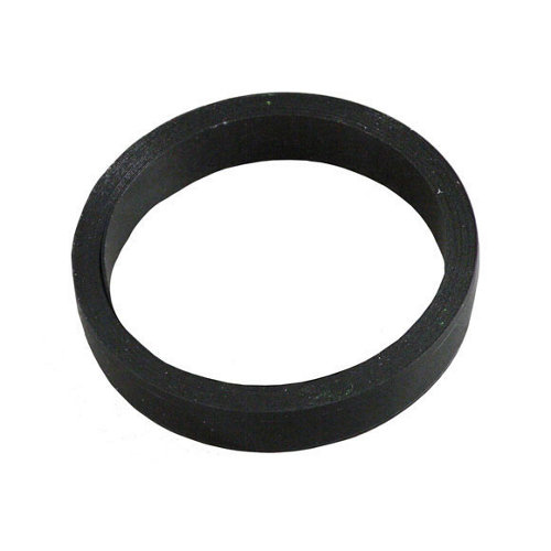 Canto de color negro adhesivo de 0 mm de espesor