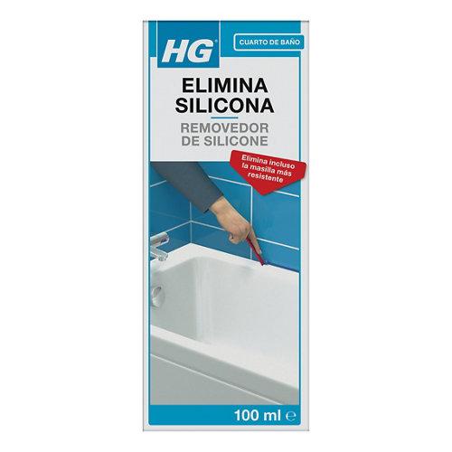 Eliminador de silicona hg 100ml