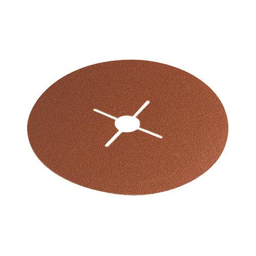 5 disco abrasivo wolfcraft para amoladora recta 40
