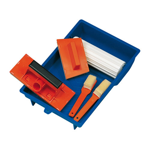 Kit para pintar pentrilo de 6 piezas