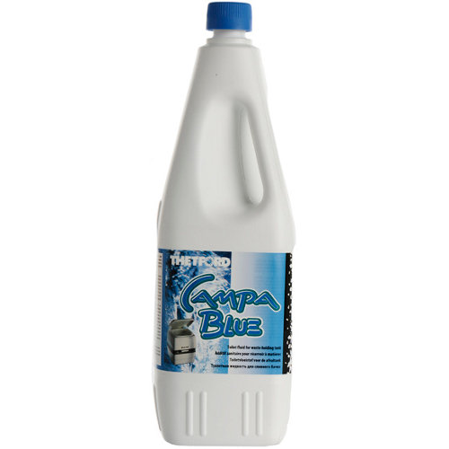 Liquido wc químico thetford con perfume pino