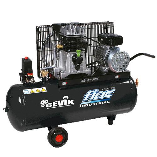 Compresor correas cevik pro ca-ab50/3m de 3 cv y 50l de depósito