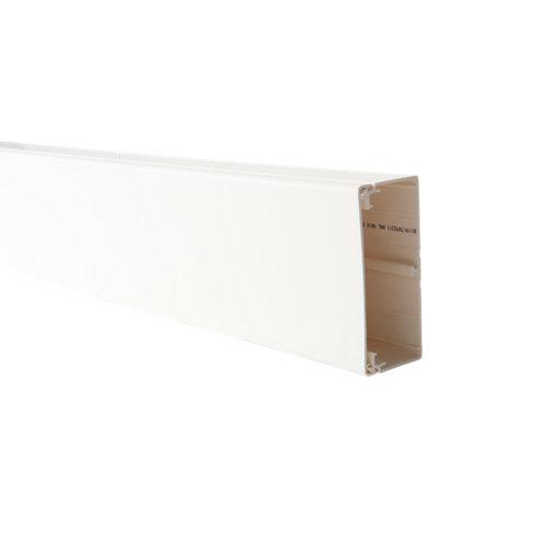 Canal tehalit blanco 90x40 mm 2 m