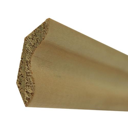 Rinconera pino 13x13 mm x 2,40 m (ancho x grueso x largo)