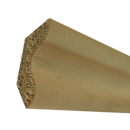 Rinconera pino 17x17 mm x 2,40 m (ancho x grueso x largo)