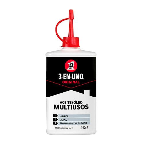 Aceite 3-en-uno multiusos. bote de 200 ml