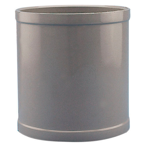 Manguito de pvc de ø40 mm h-h