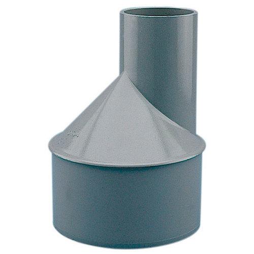 Ampliación de pvc de ø32/ø40 mm