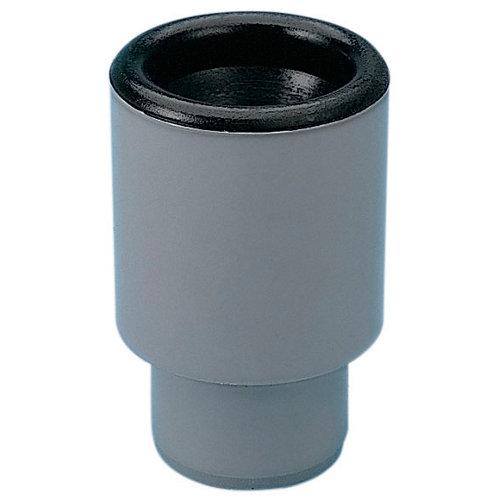 Manguito de unión plomo a pvc de ø34-38/ø40 mm