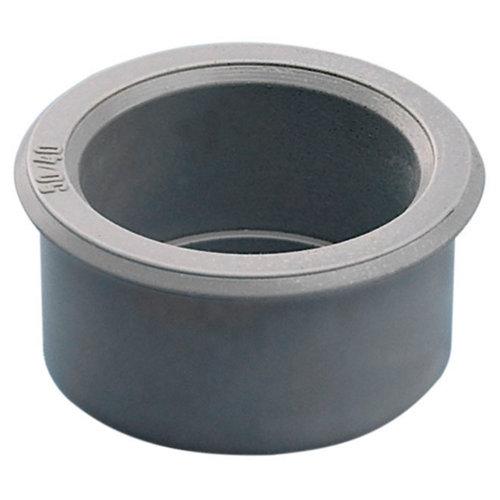 Tapón reducción de pvc de ø50/40 mm m-h