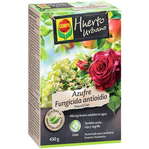 Fungicida azufre antioídio compo para uso ecológico 450gr