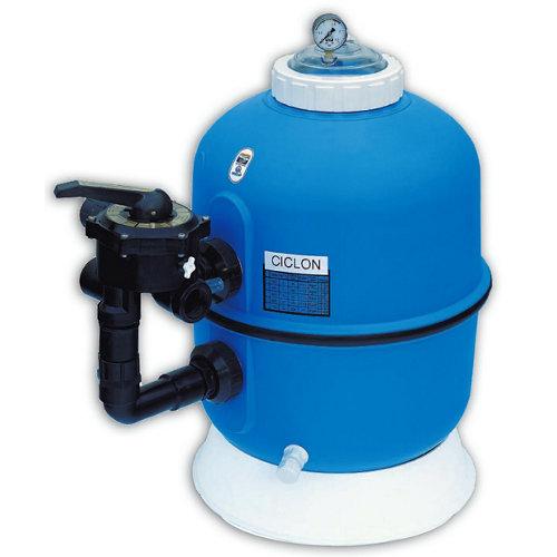 Filtro de arena qp de abs y 40 cm para piscinas de 50 m3