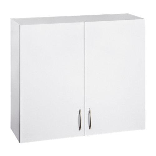 Mueble alto basic 2 puertas fabricado en aglomerado 80 x 70 cm