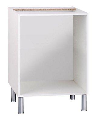 Mueble Bajo Horno Basic Fabricado En Aglomerado 60 X 70 Cm