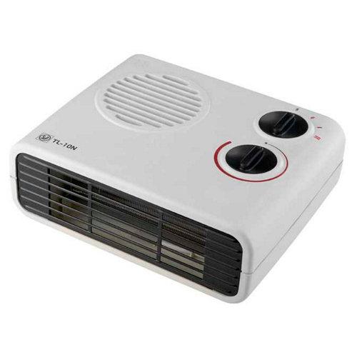 Calefactor eléctrico móvil s&p tl-10 2000 w blanco