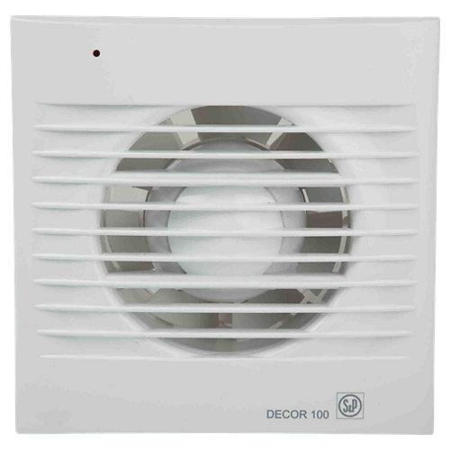 Extractor de aire para baño decor 100cr