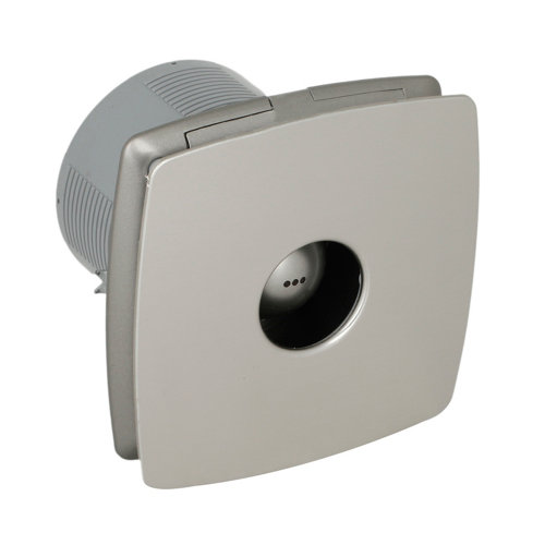 Extractor de baño x-mart 120 inox