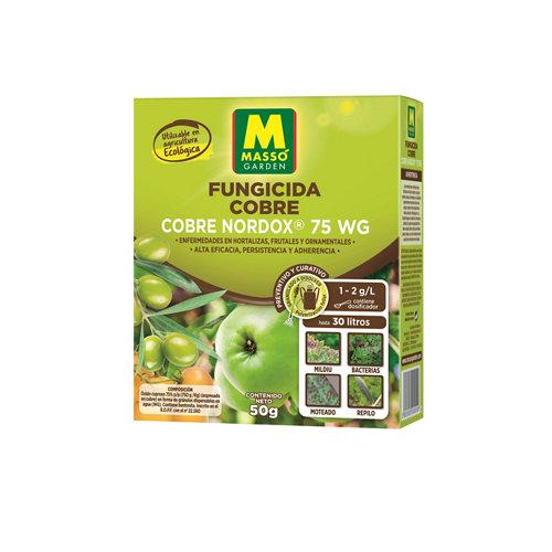 Fungicida massó para huerto y jardín hasta 20 m2